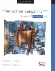 Cover of: Microsoft Windows 2000