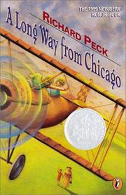 Cover of: A Long Way From Chicago | Richard Peck