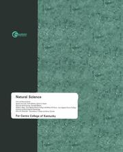 Cover of: Natural Science
