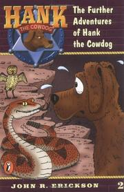 Cover of: The further adventures of Hank the Cowdog | Jean Little
