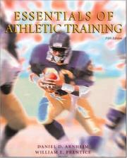 Cover of: Essentials of Athletic Training with Dynamic Human 2.0 CD-ROM | Daniel D. Arnheim