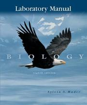 Cover of: Laboratory Manual to accompany Biology
