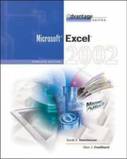 Cover of: Microsoft Excel 2002