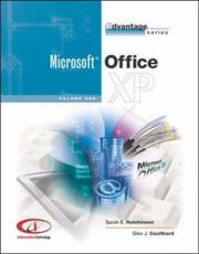 Cover of: Microsoft Office XP | Sarah Hutchinson-Clifford