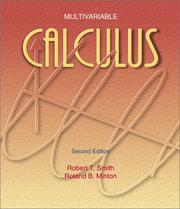 Cover of: Calculus Multivariable: with Tutorial CD-Rom
