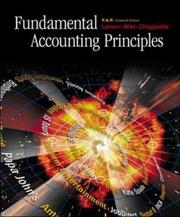 Cover of: Fundamental Accounting Principles F.A.P. w/ CD, NetTutor & Powerweb
