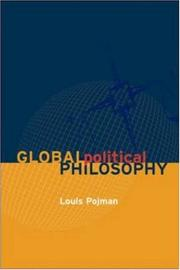 Cover of: Global Political Philosophy