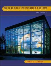 Cover of: Management Information Systems w/E-Tutor and PowerWeb