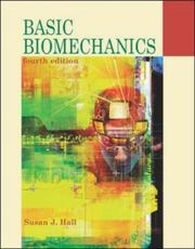 Cover of: Basic Biomechanics with Dynamic Human CD and PowerWeb/OLC Bind-in Passcard | Susan J. Hall