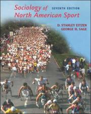Cover of: Sociology of North American Sport with PowerWeb