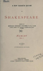 Cover of: Hamlet by