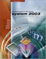 Cover of: The I-Series Microsoft Office 2003 Volume 1 (I-Series)