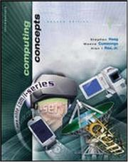 Cover of: The I-Series Computing Concepts Introductory