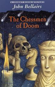 Cover of: Chessmen of Doom (Johnny Dixon)