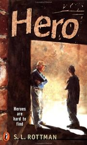 Cover of: Hero | S. L. Rottman