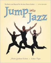Jump into jazz by Minda Goodman Kraines