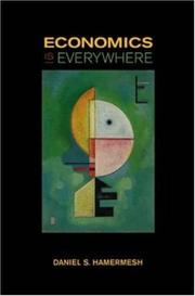 Cover of: Economics Is Everywhere | Daniel S. Hamermesh