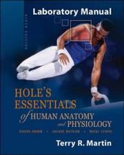 Cover of: Laboratory Manual to accompany Hole