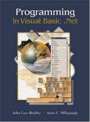 Programming in Visual Basic.Net by Julia Case Bradley