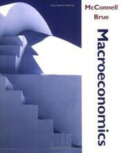 Cover of: Microeconomics : principles, problems, and policies