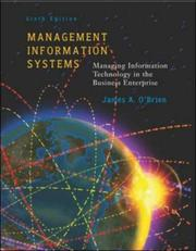 Cover of: Management Information Systems w/ Powerweb