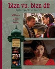 Cover of: Bien vu, bien dit: Intermediate French (McGraw-Hill World Languages)