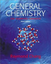 Cover of: Essential Chemistry | Raymond Chang