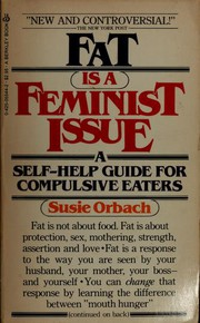 Fat is a feminist issue by Susie Orbach, S ORBACH, Susie Orbach        , Susie Orbach