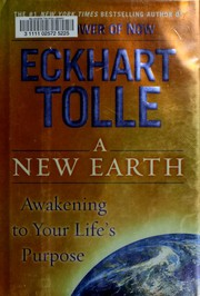 Cover of: A New Earth | Eckhart Tolle