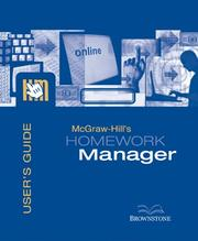 Cover of: McGraw-Hill