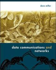 Cover of: Data Communications and Networks