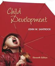 Cover of: Child development: An Introduction