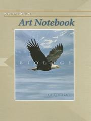 Cover of: Art Notebook to accompany Biology