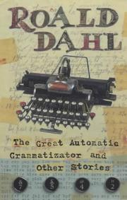 Cover of: The Great Automatic Grammatizator