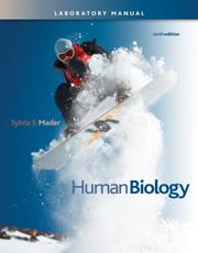 Cover of: Lab Manual t/a Human Biology