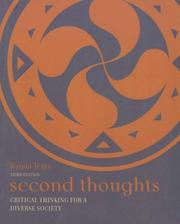 Cover of: Second Thoughts | Wanda Teays