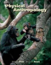 Cover of: Physical anthropology