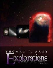 Cover of: Explorations | Thomas T Arny