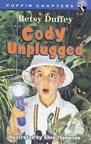 Cover of: Cody Unplugged