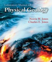 Cover of: Labratory Manual for Physical Geology | Charles E. Jones
