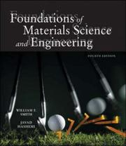 Cover of: Foundations of Materials Science and Engineering w/ Student CD-ROM | William F. Smith