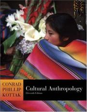 Cover of: Cultural Anthropology, with Living Anthropology Student CD and PowerWeb