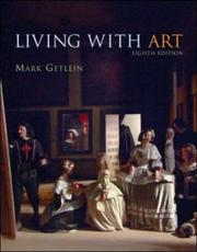 Cover of: Living with Art | Mark Getlein