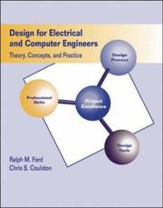 Cover of: Design for Electrical and Computer Engineers | Ralph  Ford