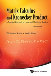Matrix calculus and Kronecker product