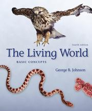 Cover of: The Living World Basic Concepts | George B Johnson
