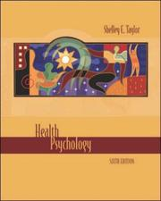 Cover of: Health Psychology with PowerWeb