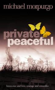 Cover of: Private Peaceful (SIGNED)