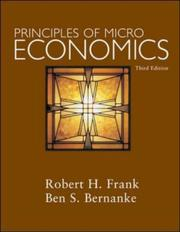 Cover of: Principles of Microeconomics+ DiscoverEcon Code Card