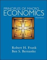 Cover of: Principles of Macroeconomics+ DiscoverEcon Code Card